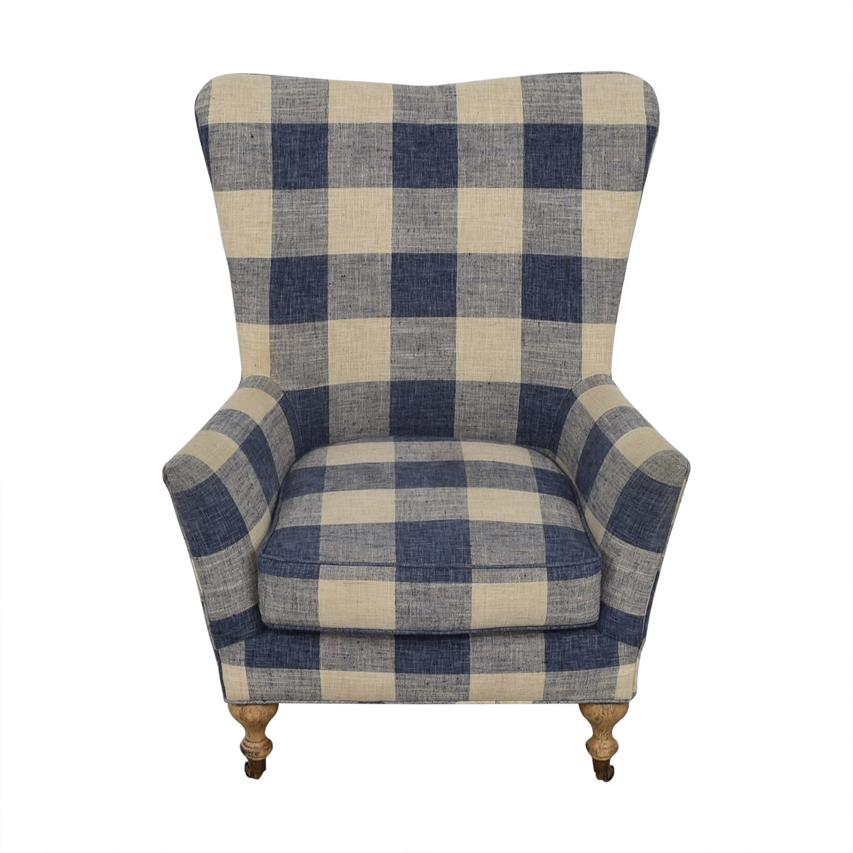 shop Arhaus Rio Armchair Arhaus Accent Chairs