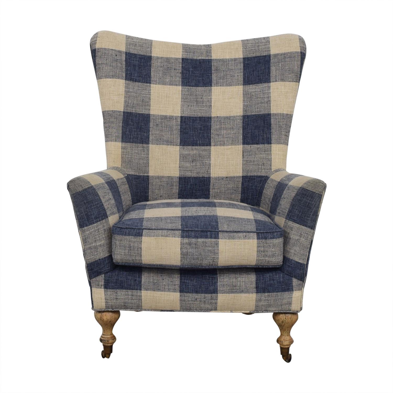 Arhaus Rio Armchair / Accent Chairs