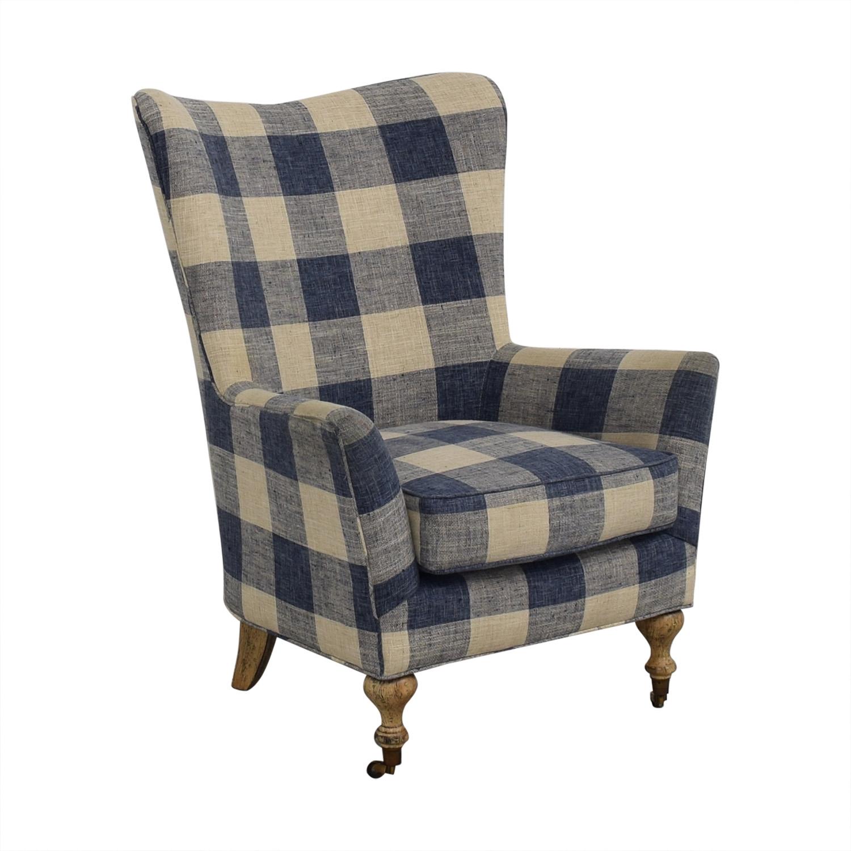 shop Arhaus Rio Armchair Arhaus Chairs