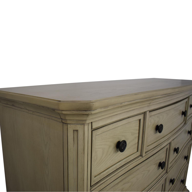 Ashley Furniture Ashley Furniture Demarlos Nine Drawer Dresser coupon