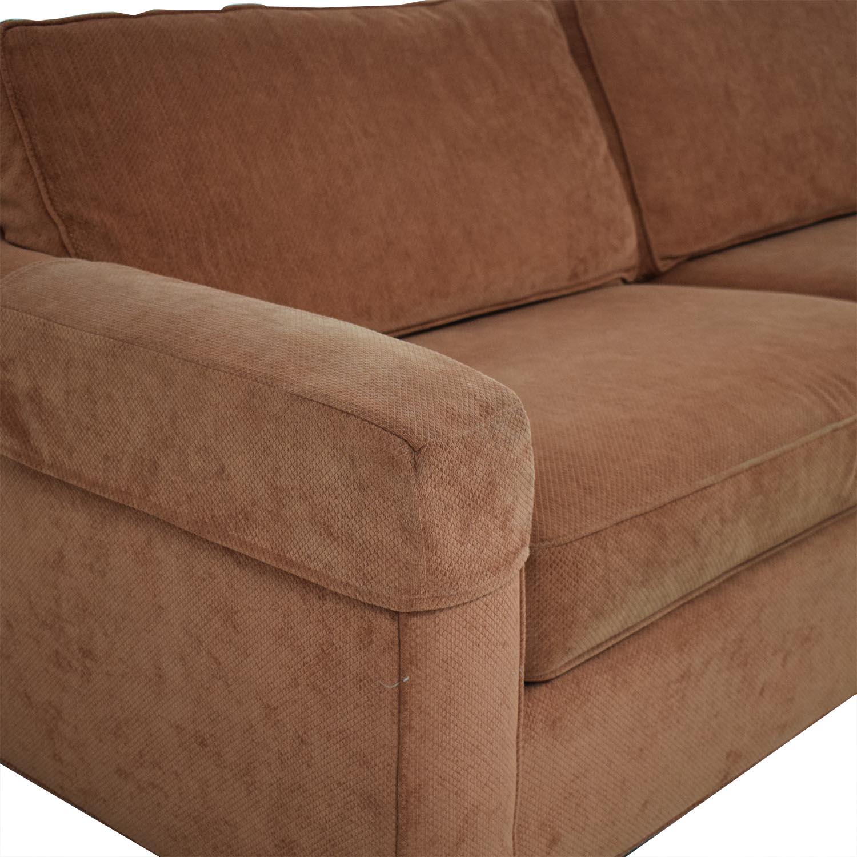 buy Ethan Allen Two-Cushion Sofa Ethan Allen Classic Sofas