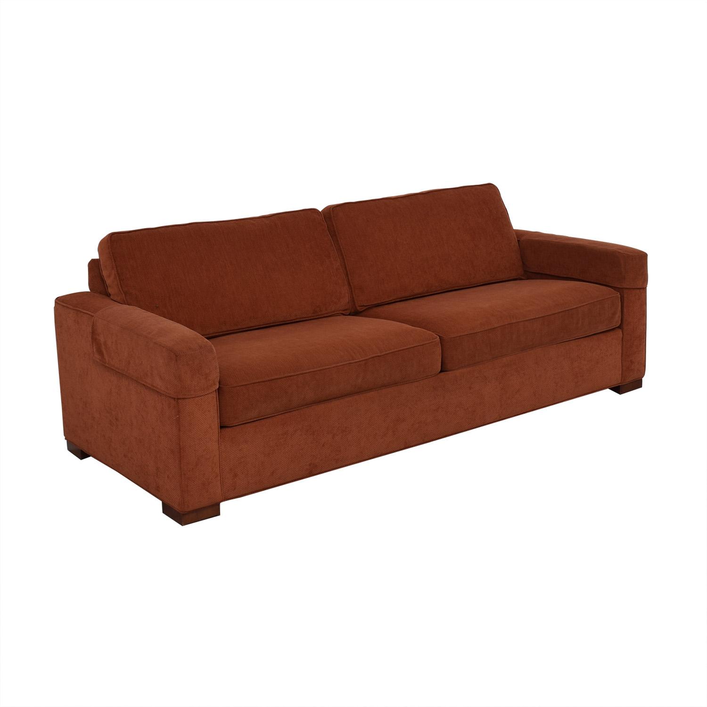 Ethan Allen Ethan Allen Two-Cushion Sofa nyc