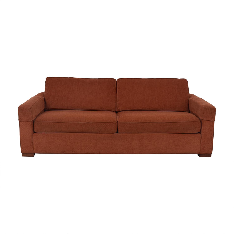 Ethan Allen Two-Cushion Sofa sale