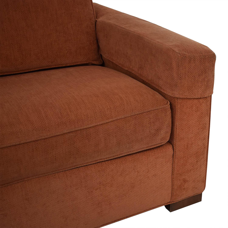 Ethan Allen Ethan Allen Two-Cushion Sofa discount