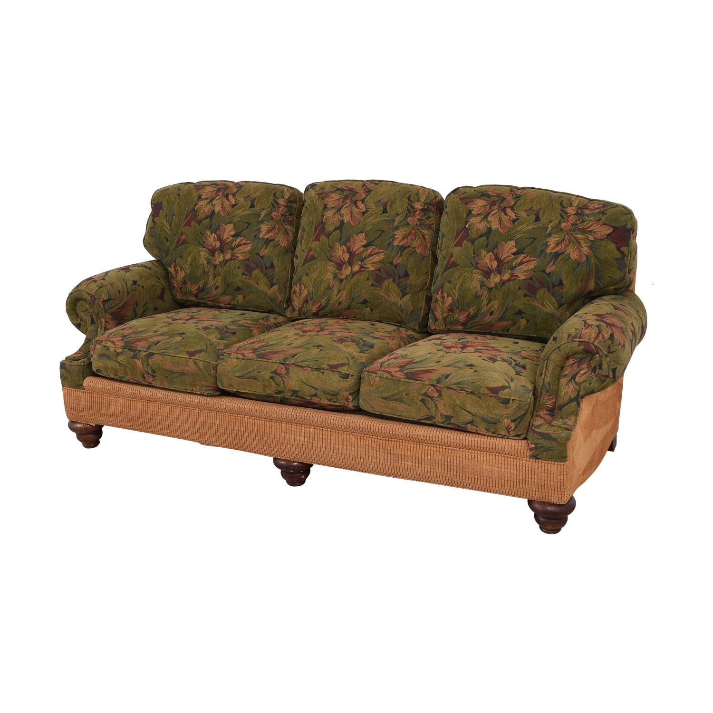 Wesley Hall Wesley Hall Upholstered Sofa dimensions