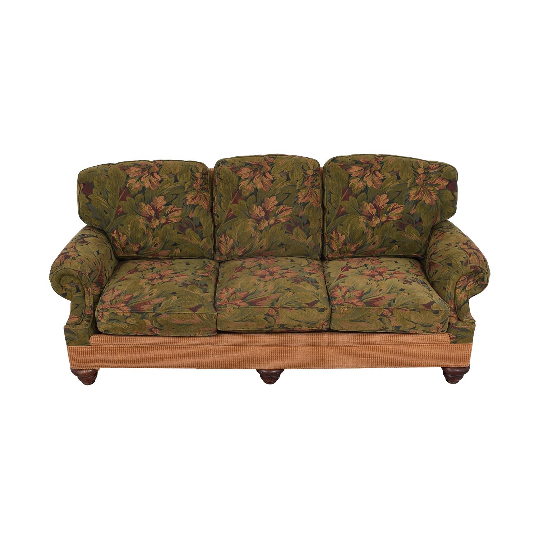 Wesley Hall Wesley Hall Upholstered Sofa multi colored