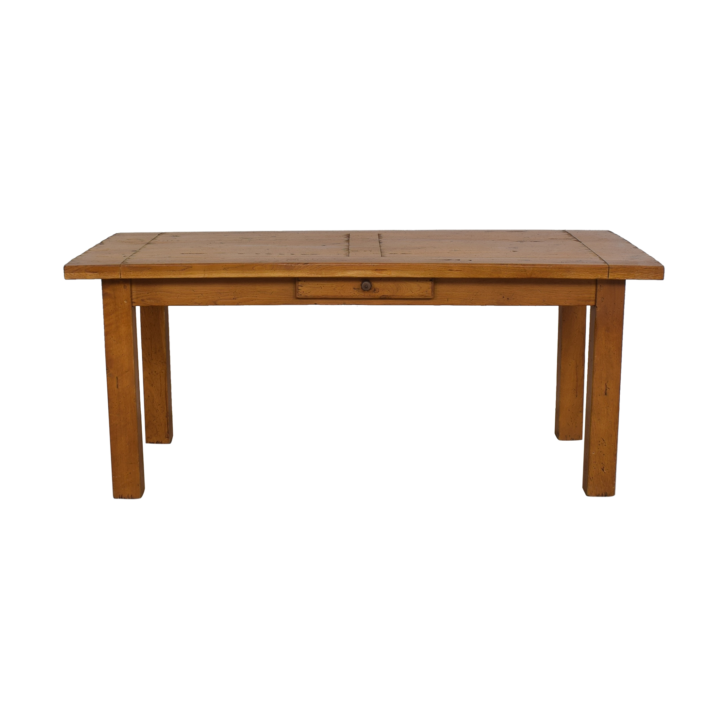 Crate & Barrel French Farm Dining Table sale