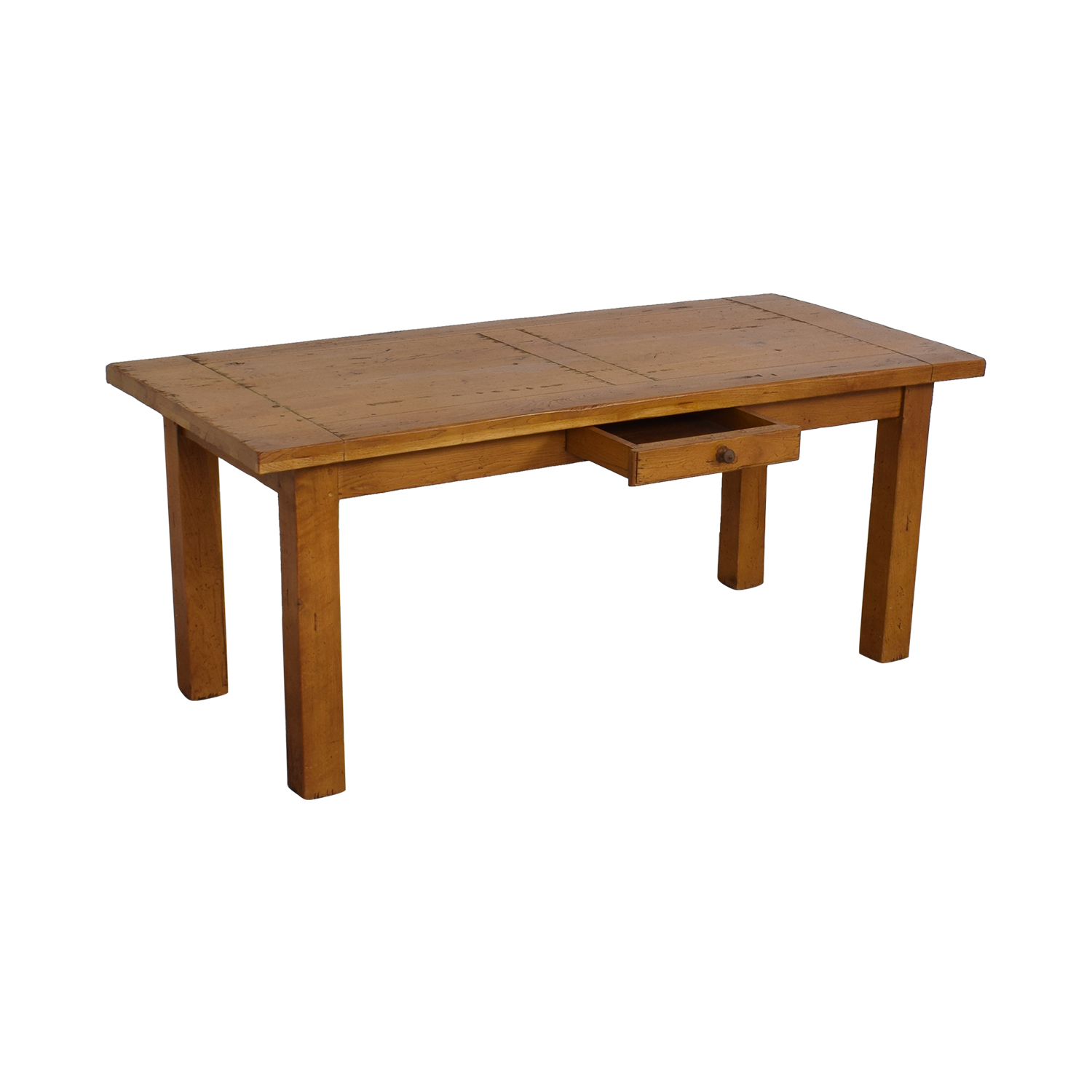 Crate & Barrel Crate & Barrel French Farm Dining Table on sale