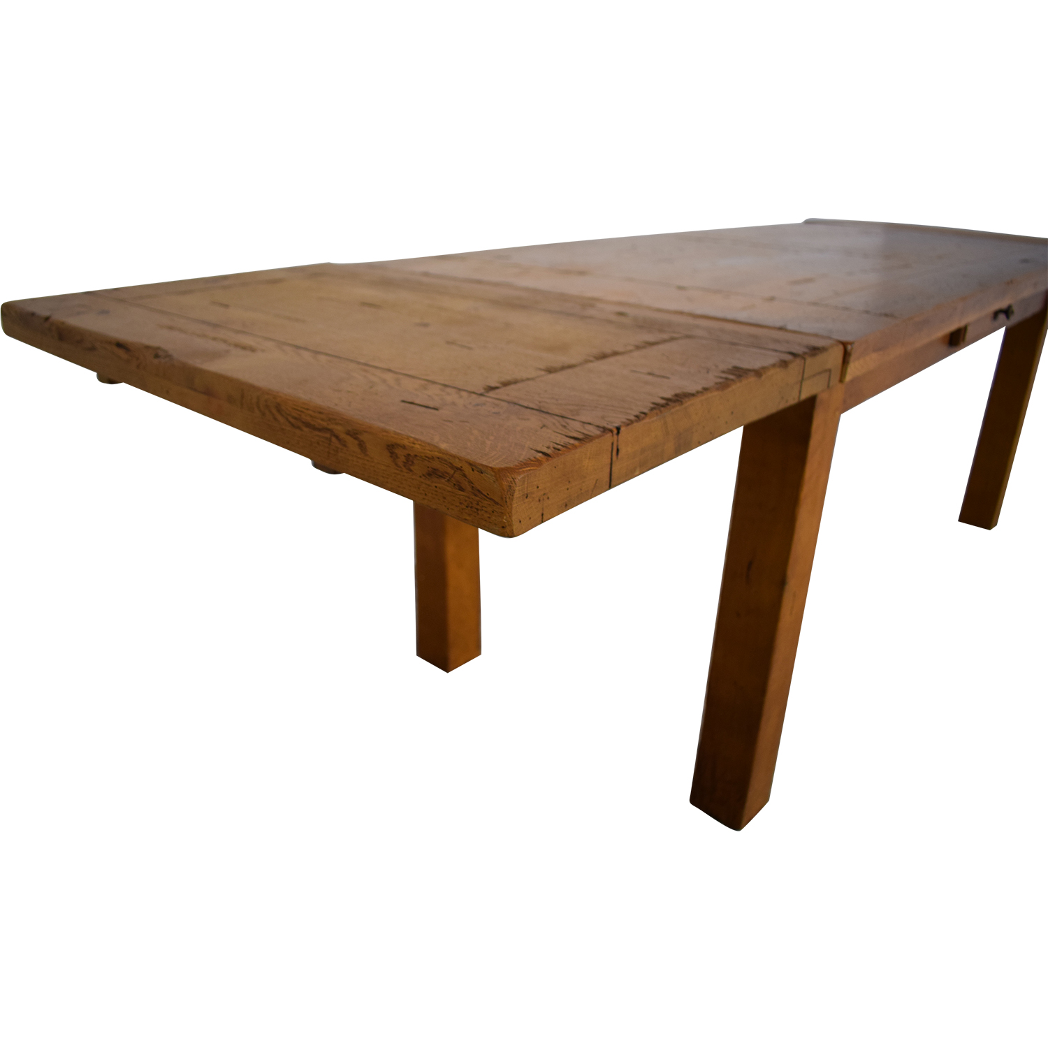 shop Crate & Barrel French Farm Dining Table Crate & Barrel