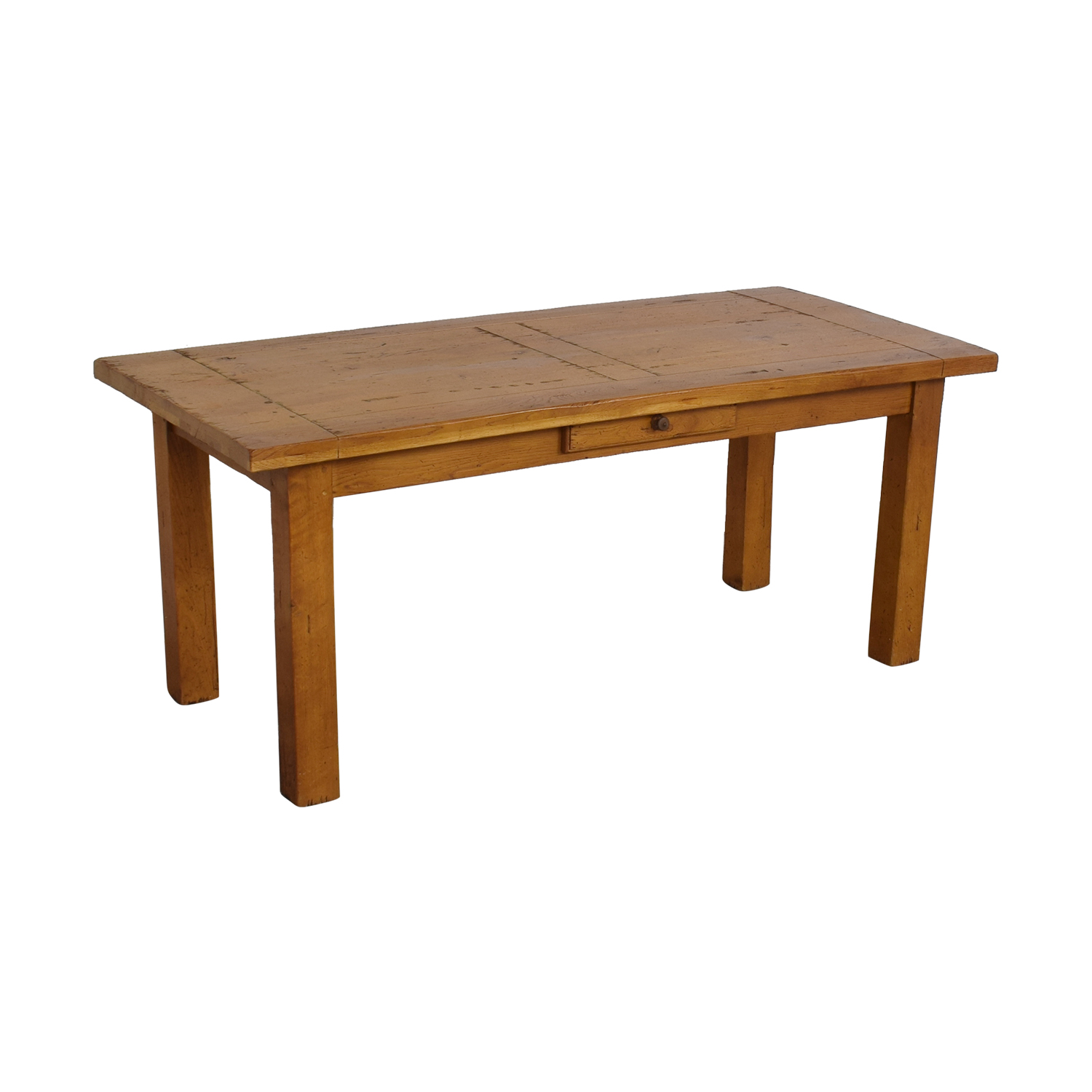 Crate & Barrel Crate & Barrel French Farm Dining Table for sale