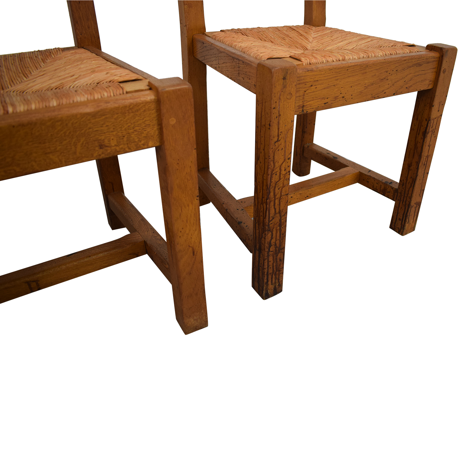 Crate & Barrel Crate & Barrel French Farm Dining Chairs