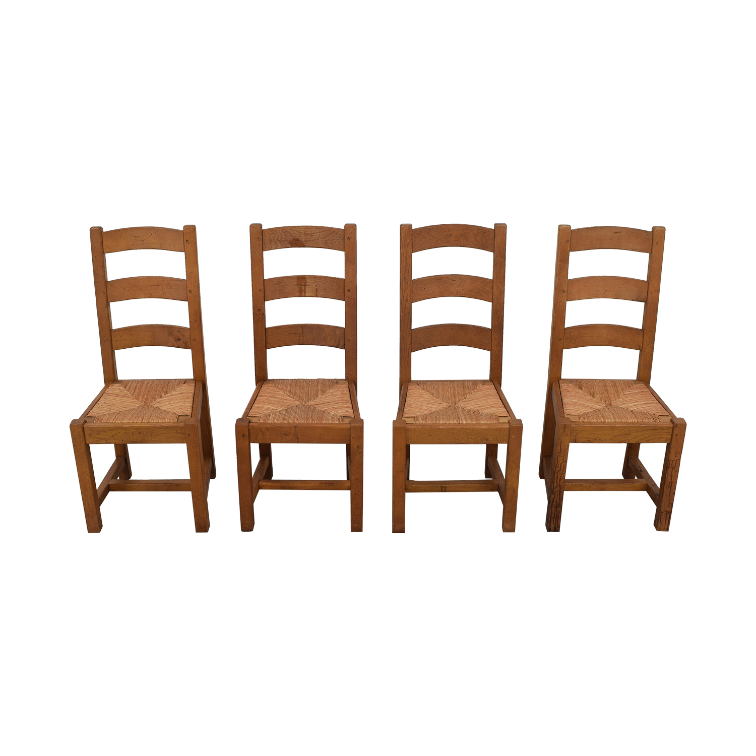 Crate & Barrel Crate & Barrel French Farm Dining Chairs on sale