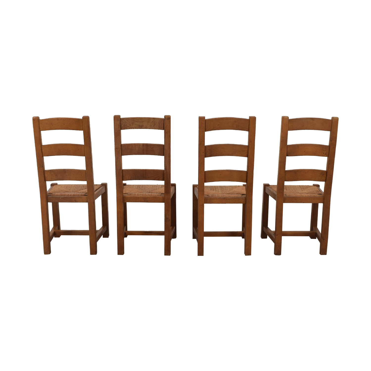 Crate & Barrel French Farm Dining Chairs / Dining Chairs