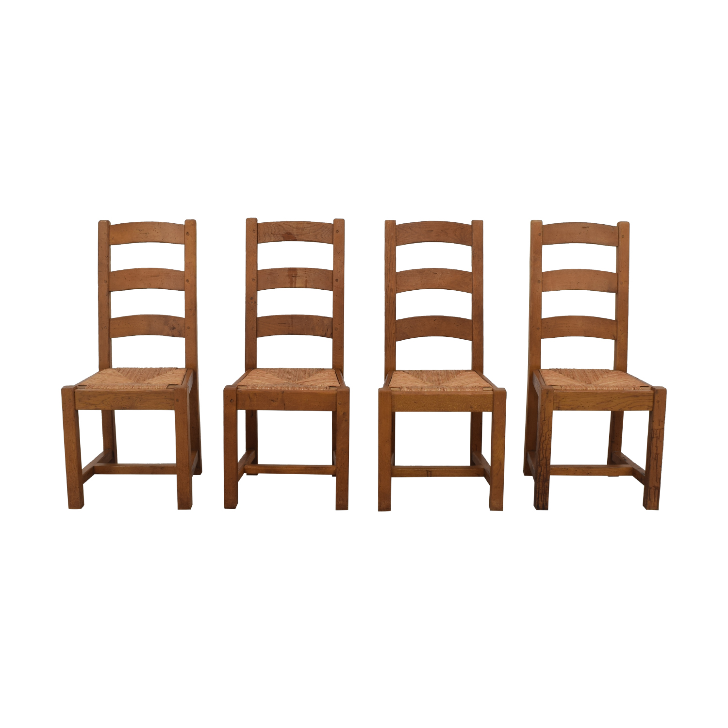 Crate & Barrel Crate & Barrel French Farm Dining Chairs coupon