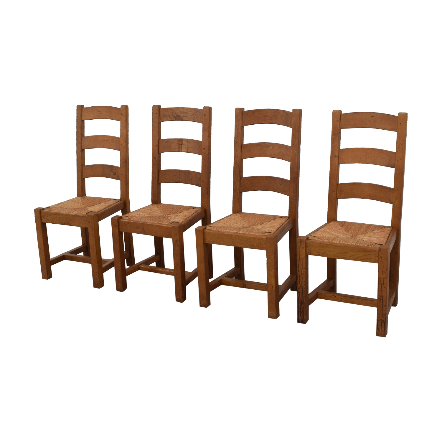 shop Crate & Barrel French Farm Dining Chairs Crate & Barrel Dining Chairs