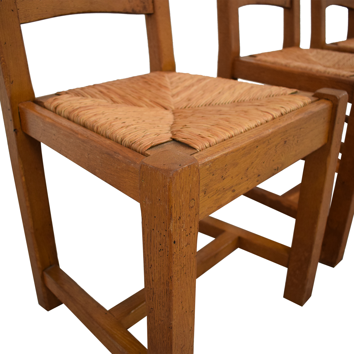 Crate & Barrel Crate & Barrel French Farm Dining Chairs Dining Chairs