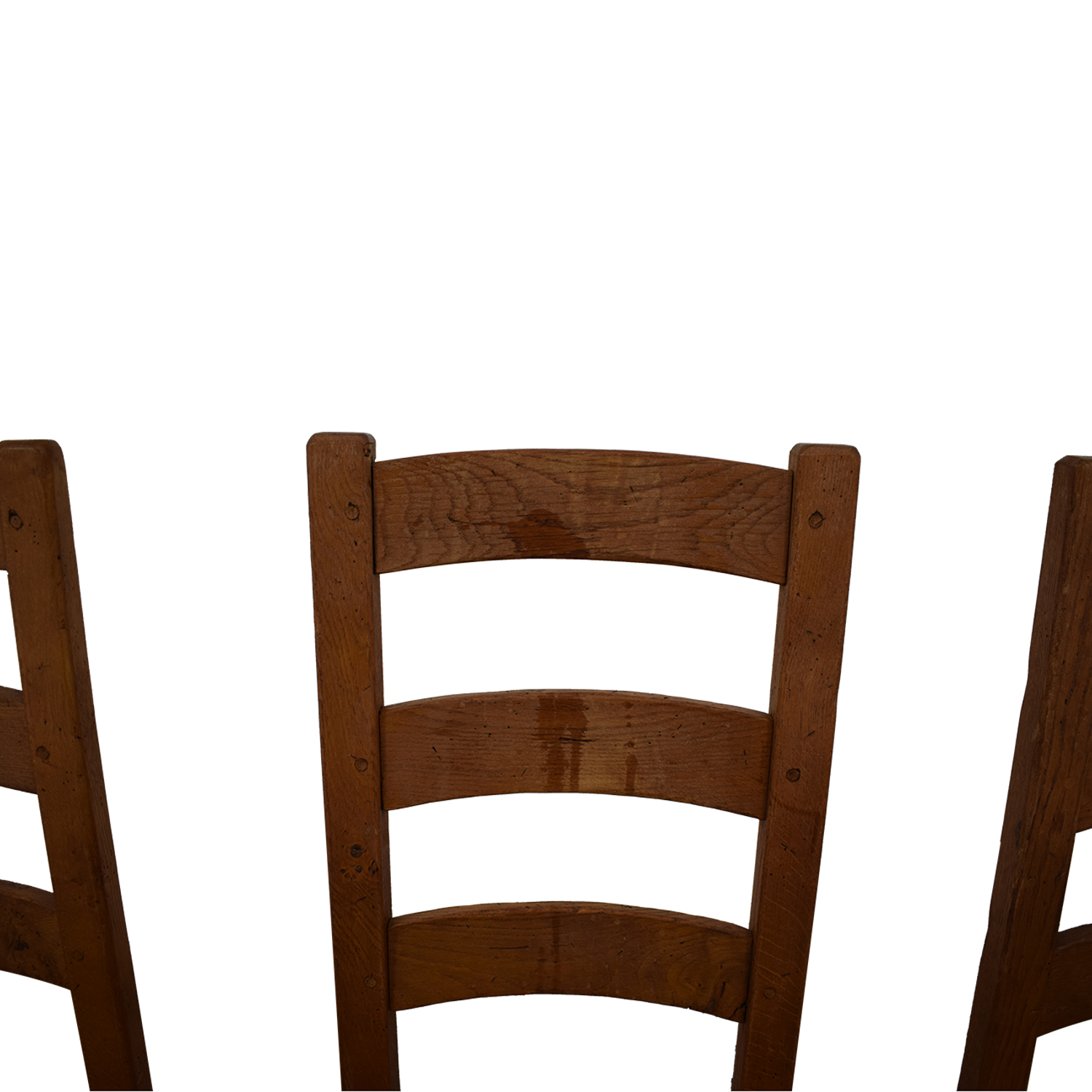 Crate & Barrel Crate & Barrel French Farm Dining Chairs second hand