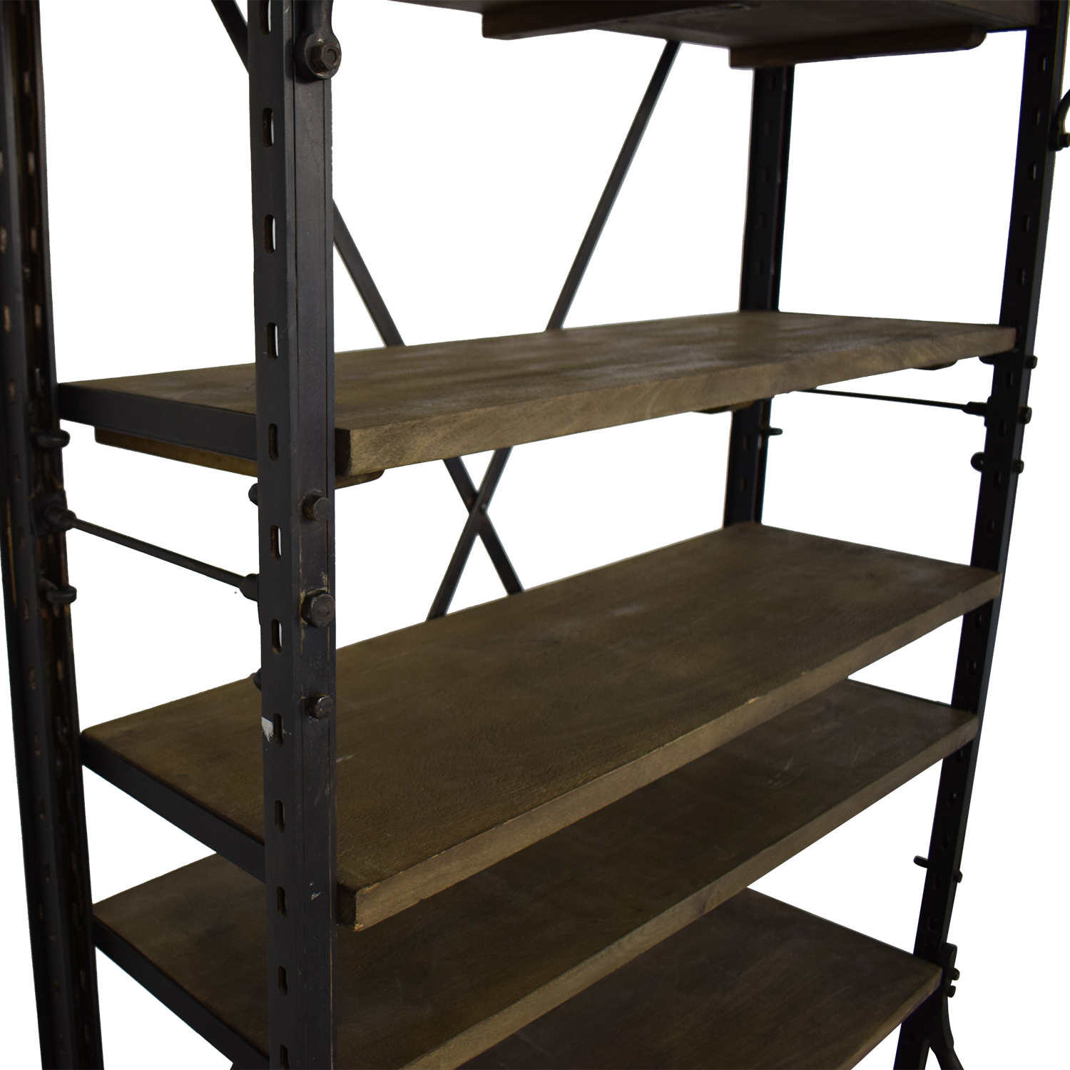 shop Restoration Hardware French Library Single Shelving Restoration Hardware Storage