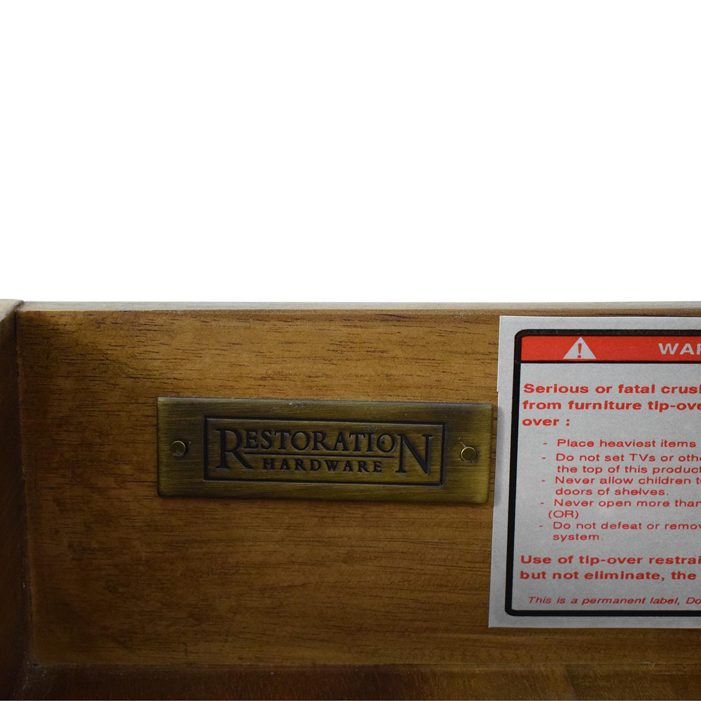 Restoration Hardware French Empire Short Cabinet / Storage