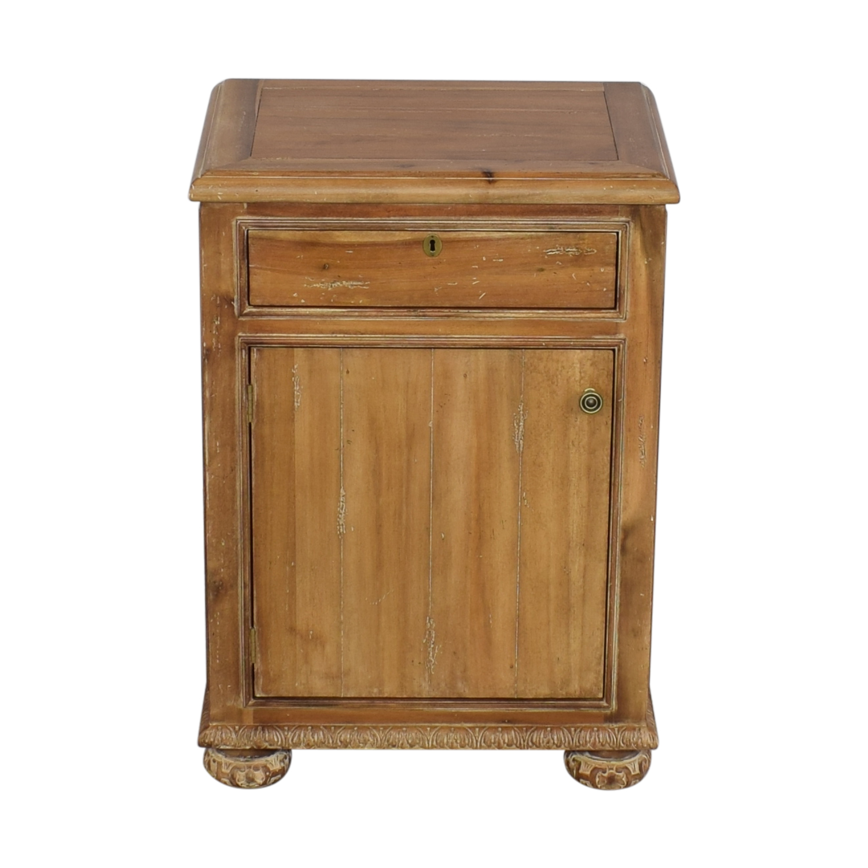 shop Restoration Hardware French Empire Short Cabinet Restoration Hardware Cabinets & Sideboards