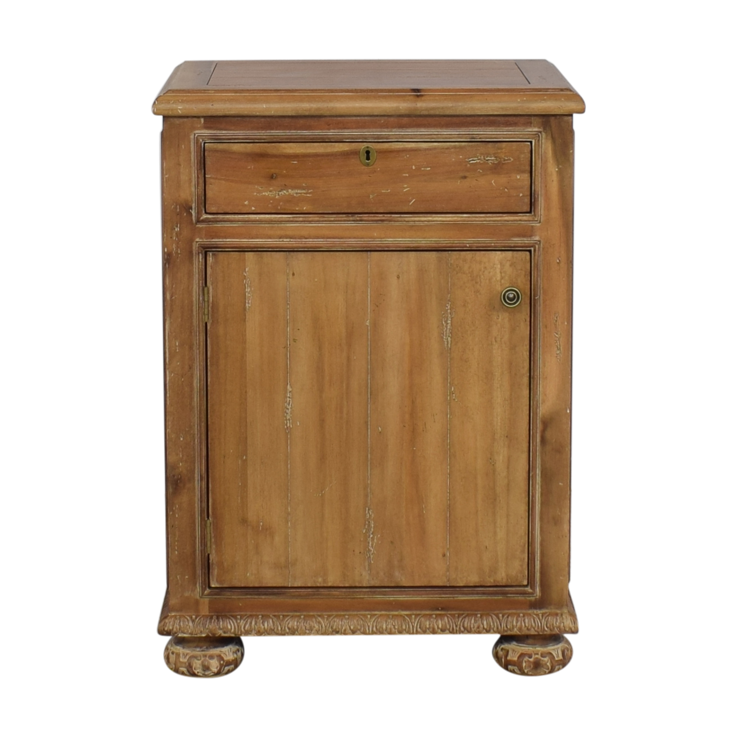 Restoration Hardware Restoration Hardware French Empire Short Cabinet ct