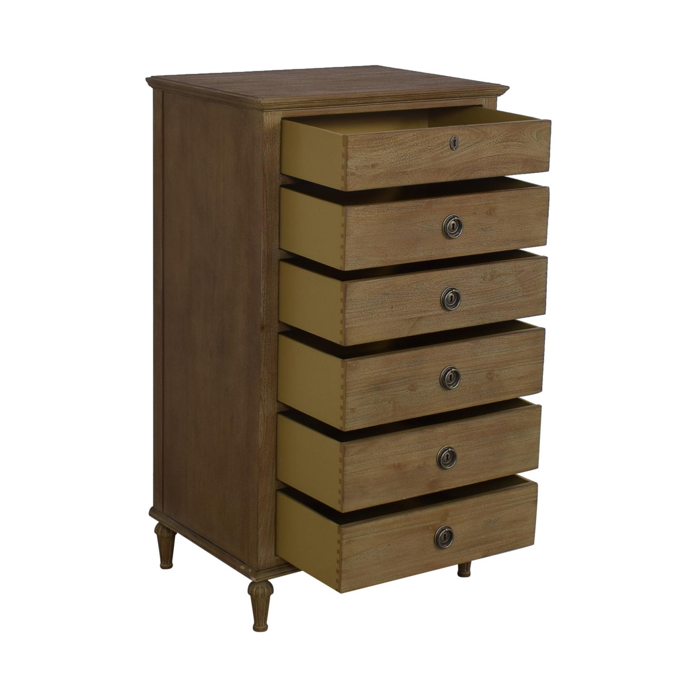 buy Restoration Hardware Maison Lingerie Dresser Restoration Hardware Storage