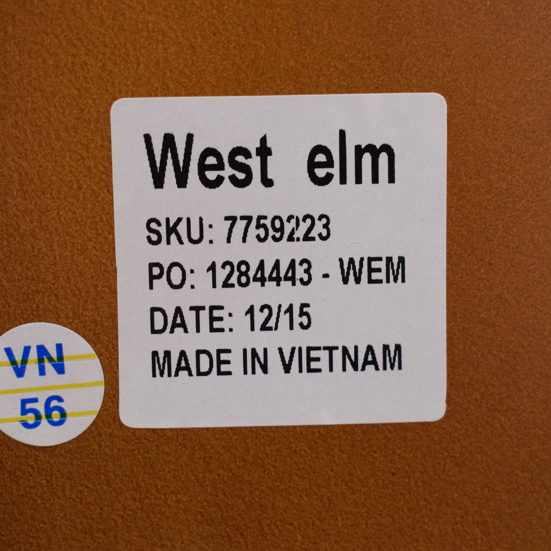 West Elm West Elm Mid Century Media Console price