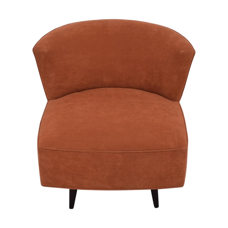 Room and Board Mid Century Swivel Chair Room & Board