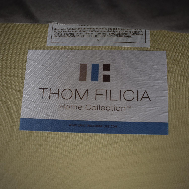 Thom Filicia Vanguard Century Club Sofa Thom Filicia