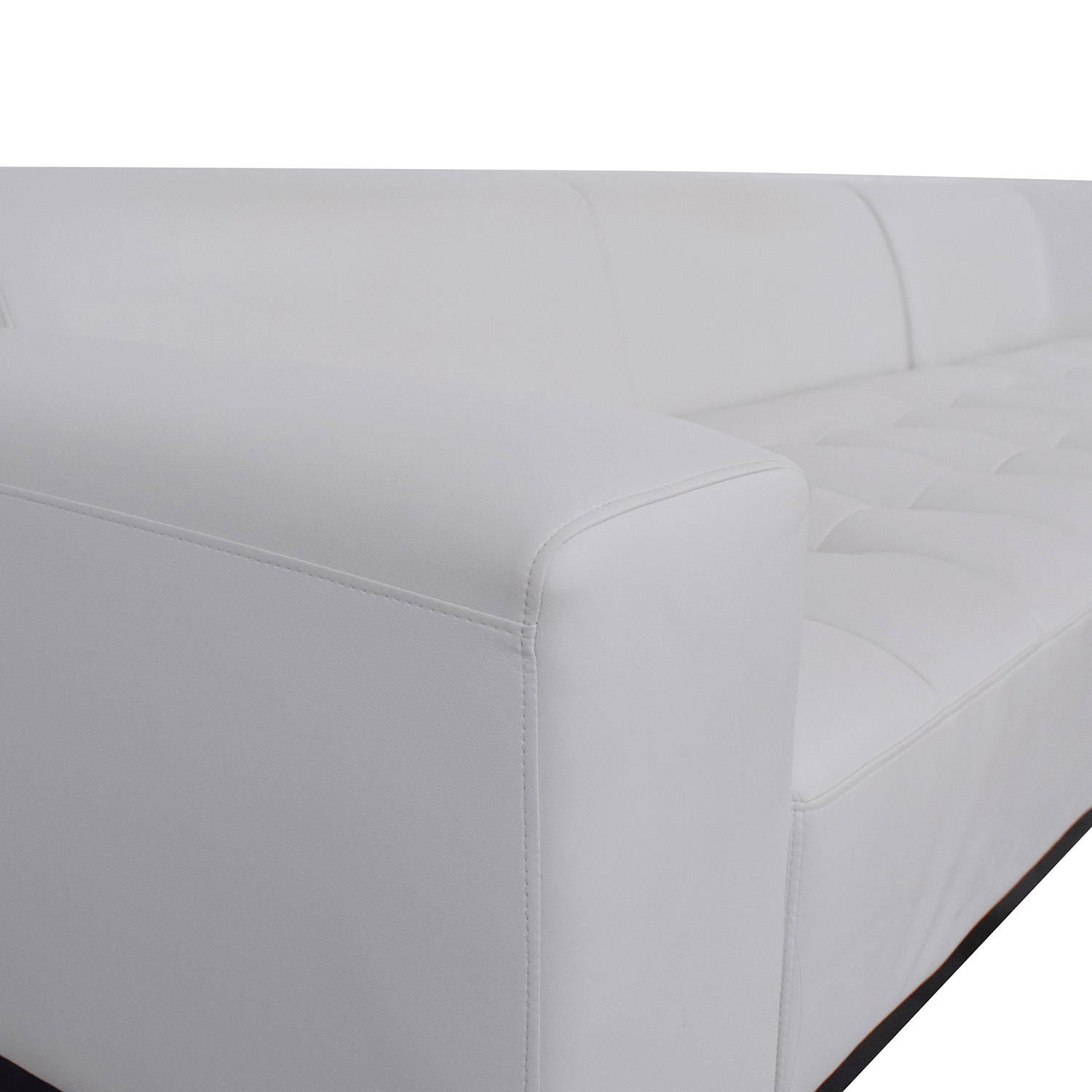 Four Hands Four Hands Modern Chaise Sectional Sofa Sectionals