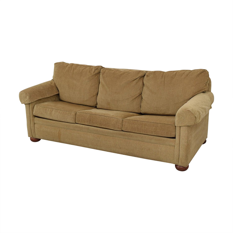 71 Off Ethan Allen Ethan Allen Sleeper Sofa Sofas