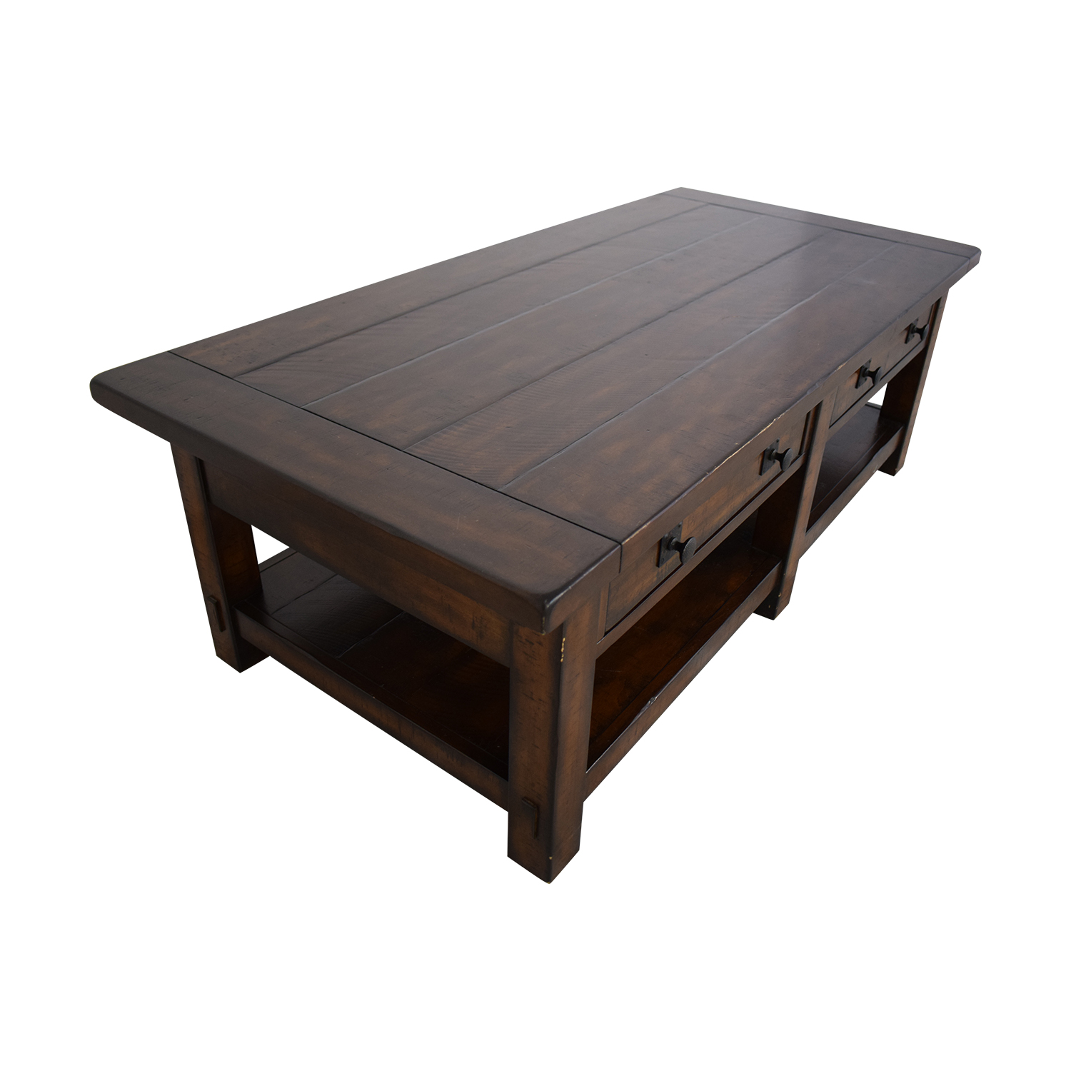Pottery Barn Pottery Barn Benchwright Rectangular Coffee Table Coffee Tables