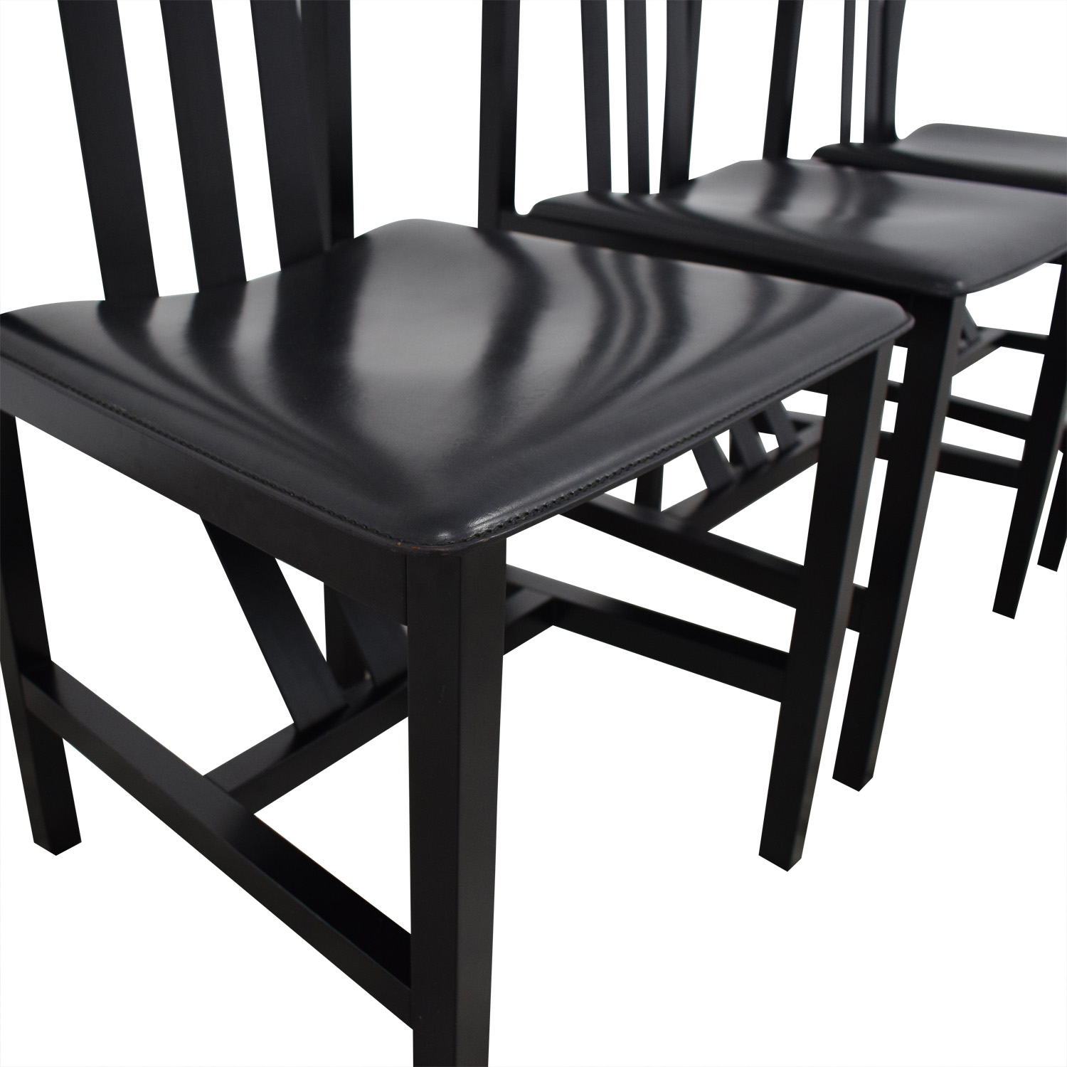 Pace Collection Pace Collection Dining Side Chairs dimensions