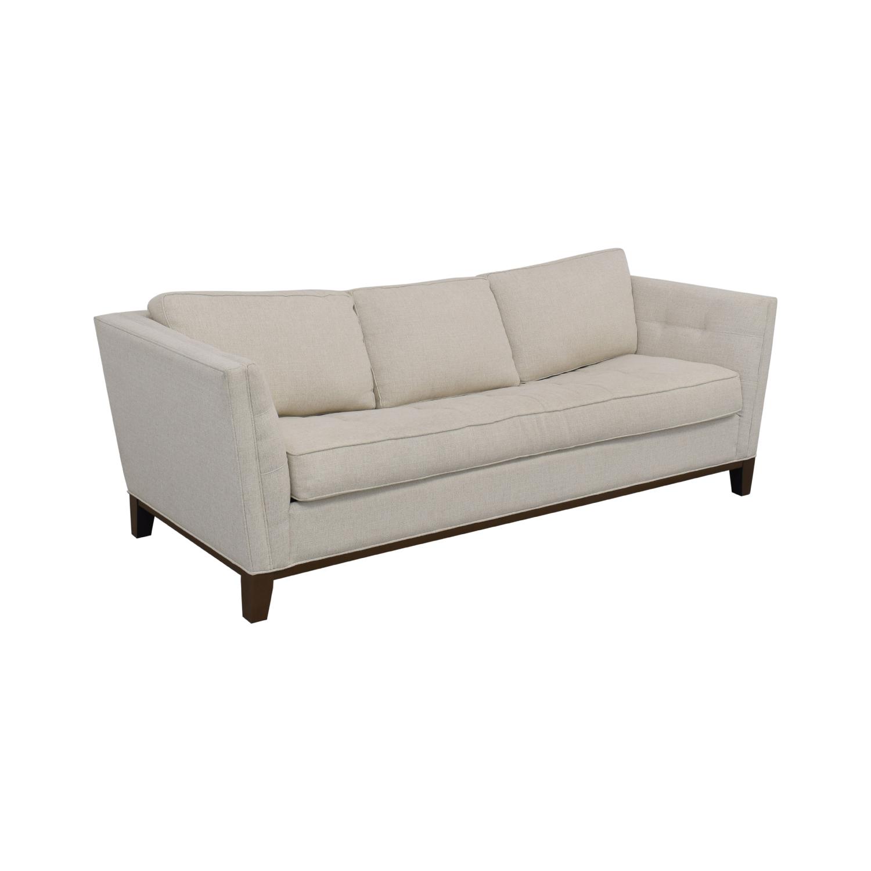 Cindy Crawford Home Park Boulevard Sofa / Sofa Beds