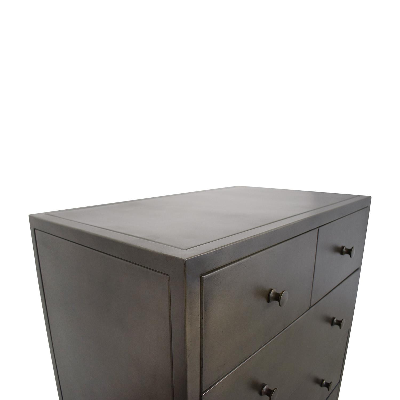 Restoration Hardware Restoration Hardware Knox Dresser grey