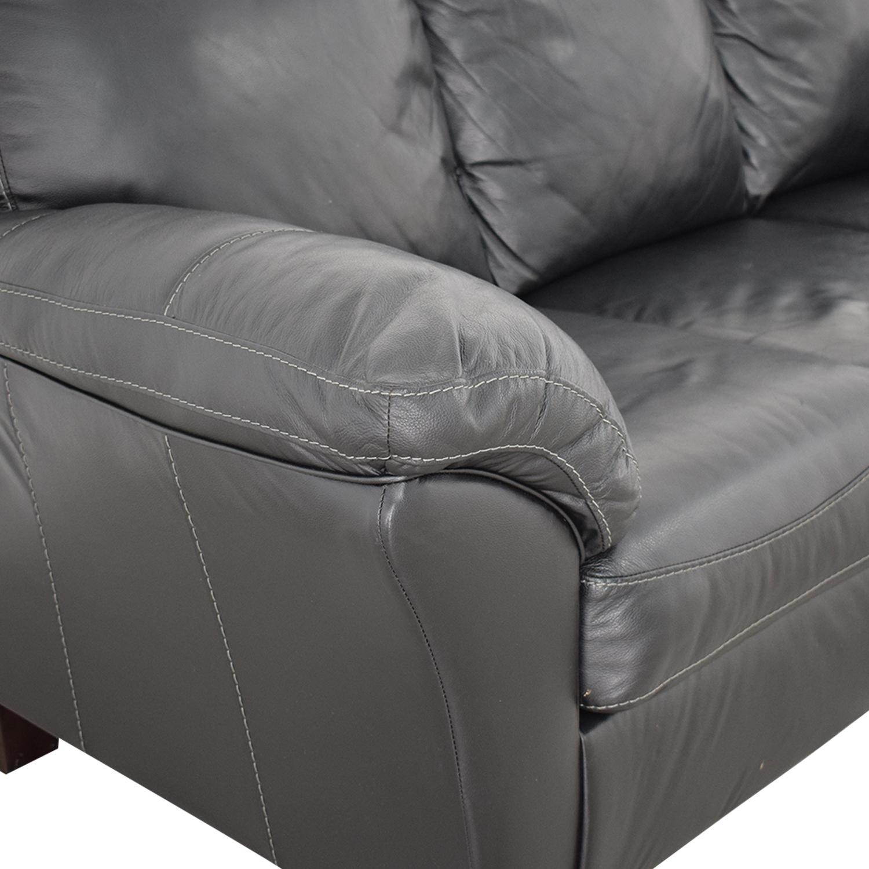 Ashley Furniture Ashley Furniture Three Cushion Sofa dimensions