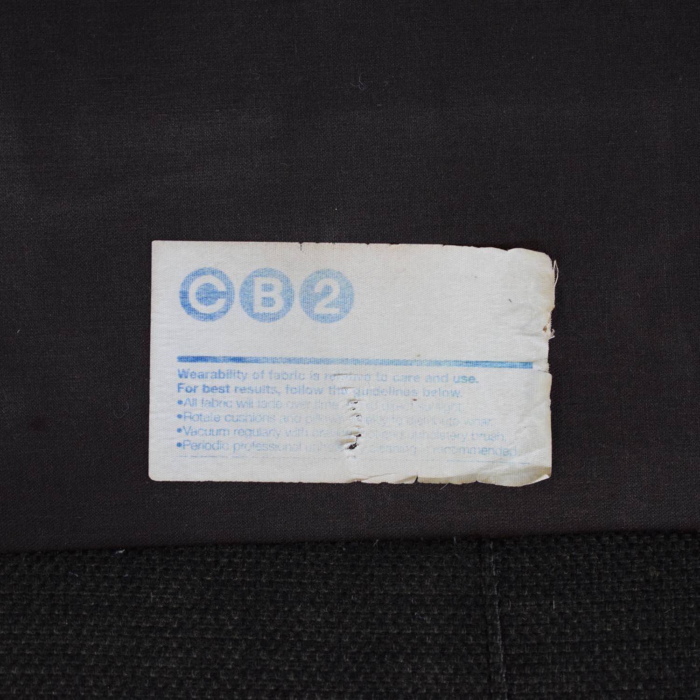 buy CB2 Avec Sofa Carbon CB2 Sofas
