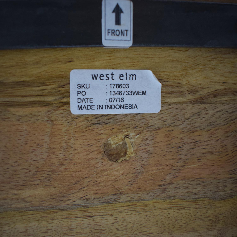 shop West Elm West Elm Alden Bar and Counter Stools online