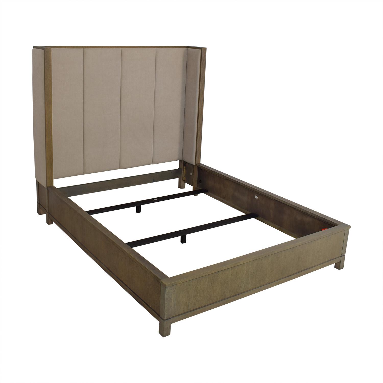 Macy's Macy's Highline Queen Bed Frame nj