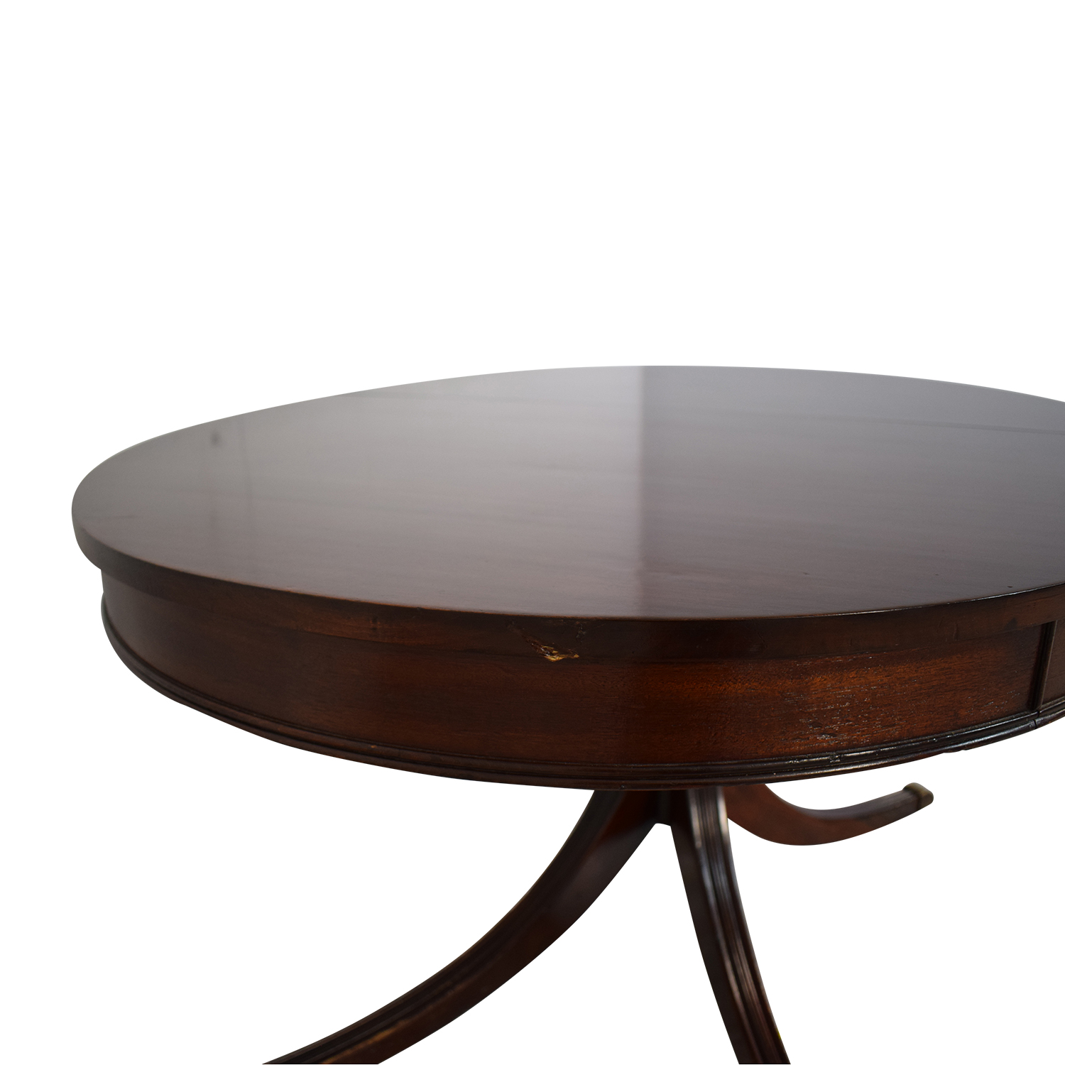 Antique Oval Dining Table nj