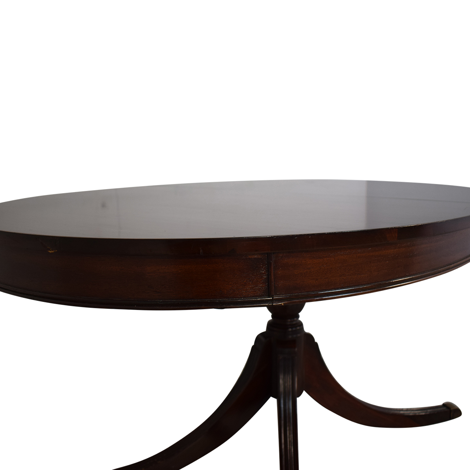 shop Antique Oval Dining Table  Tables