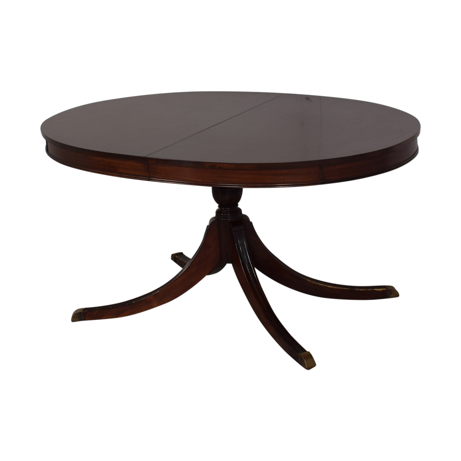 buy Antique Oval Dining Table  Tables