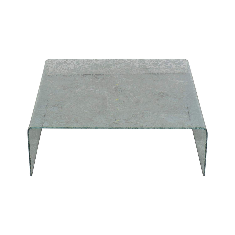 Fiam Italia Rialto Waterfall Coffee Table / Tables