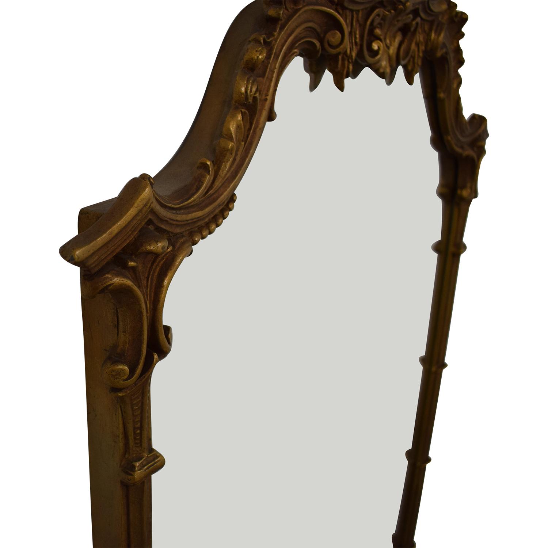 Vintage Ornate Wall Mirror price