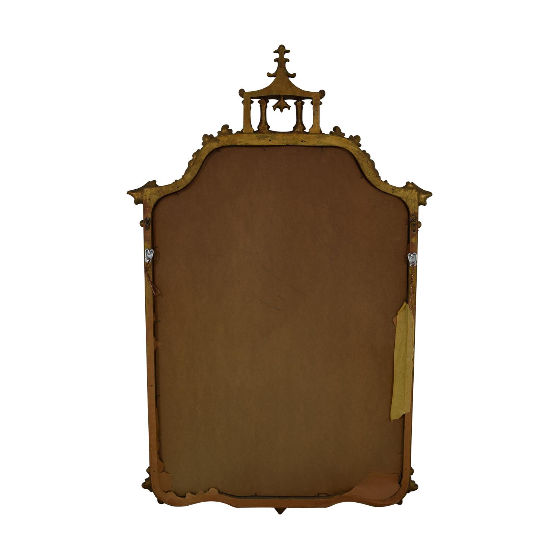 Vintage Ornate Wall Mirror sale