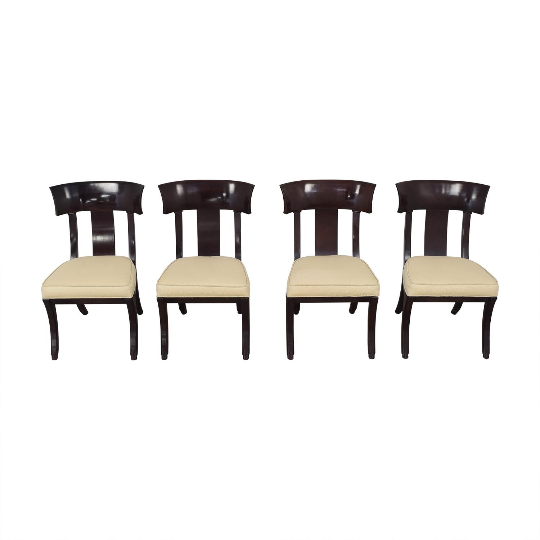 buy Henredon Furniture Henredon Upholstered Dining Chairs online