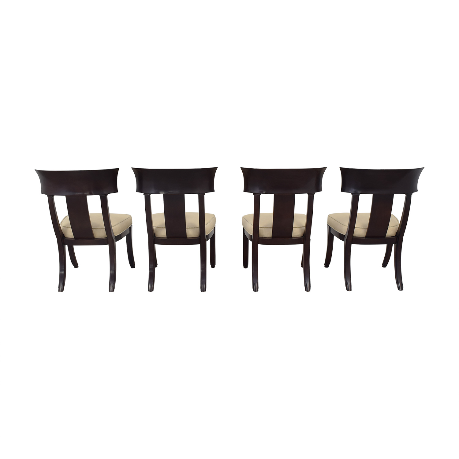 Henredon Upholstered Dining Chairs sale