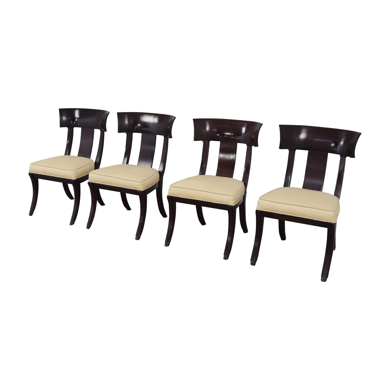 Henredon Furniture Henredon Upholstered Dining Chairs coupon