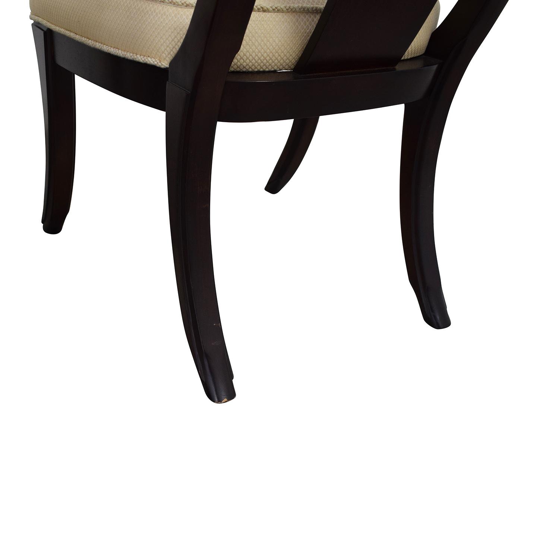 Henredon Furniture Henredon Upholstered Dining Chairs for sale