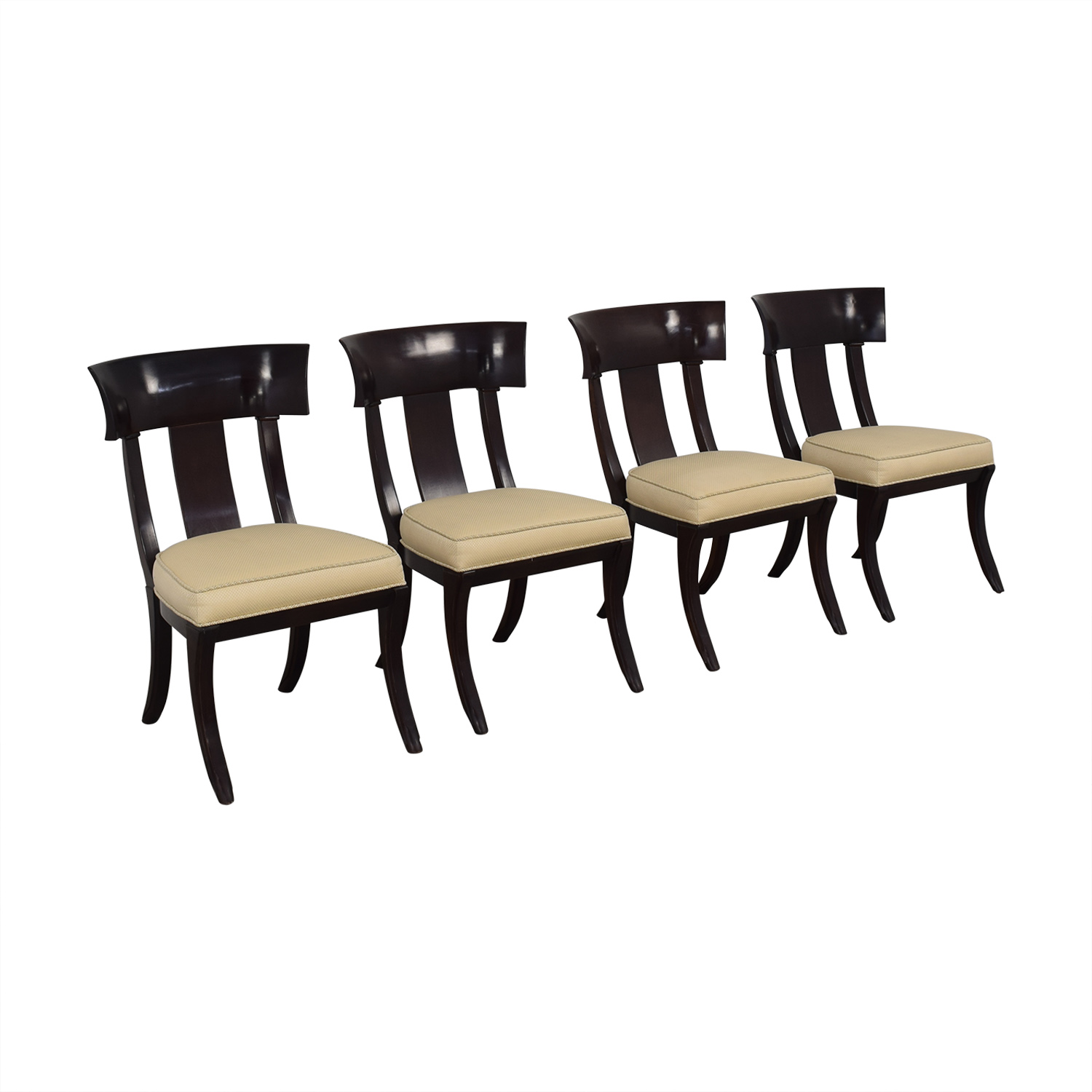 buy Henredon Upholstered Dining Chairs Henredon Furniture Dining Chairs